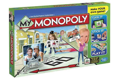 Ckent - My Monopoly personalised board game - Save 52%