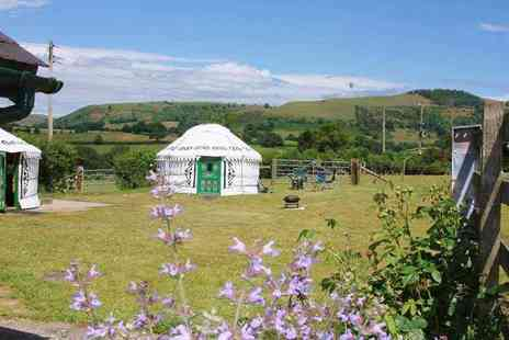 Barnutopia - Two night glamping stay for up to two - Save 44%