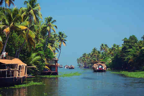 Best of Kerala Tour - Two nights Stay in a Deluxe Room City View at the Crowne Plaza - Save 0%