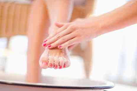The Beauty Room - Gel Polish Manicure or Pedicure - Save 52%