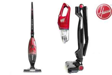 Groupon Goods Global GmbH - Hoover FM18B2 Free Motion 2 in 1 Cordless Vacuum Cleaner With free Delivery - Save 42%