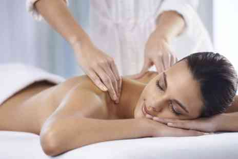 The Beauty Room - Full Body, Indian Head or Aromatherapy Back Massage - Save 58%