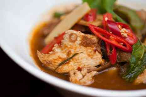 Koh Thai Tapas - Two Course Thai Lunch with One Side for Two or Two Sides for Four - Save 48%