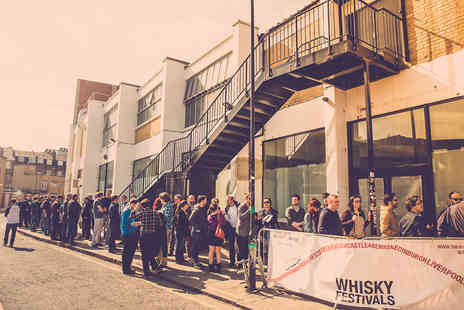 London Whisky Festival - Entry to London Whisky Festival 2017 for Two with The Whisky LoungeLondon - Save 0%