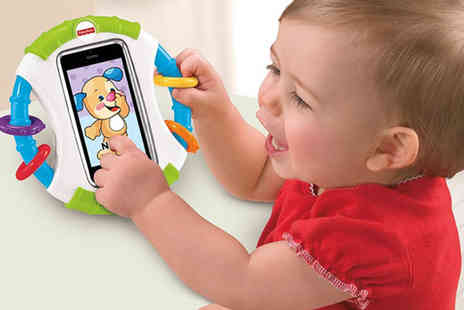 Ckent - Fisher Price laugh and learn apptivity case - Save 54%