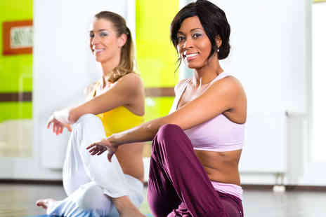 GFFdamian Dance Studio - Five yoga lessons in Manchester City centre - Save 66%