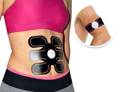 Meadow-Vale - Abs or arms and glutes muscle stimulator - Save 76%