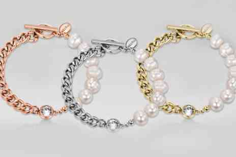 Neverland Sales - One or Three Nissi Bracelets with Crystals from Swarovski With Free Delivery - Save 66%