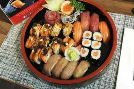 Otoro Sushi - Sushi with Miso Soup and Free Flowing Green Tea - Save 0%
