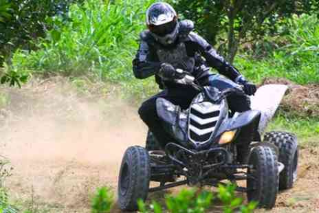 Ritec Valley Quads - Quad Bike Track Riding Experience for One or Two - Save 0%