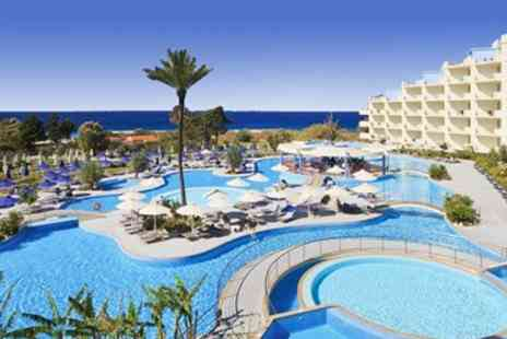 Broadway Travel - Luxury Rhodes Holiday with Meals, Sea View & Spa - Save 0%