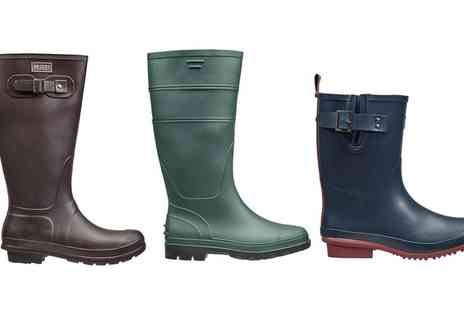 Groupon Goods Global GmbH - Unisex Briers Wellies - Save 0%