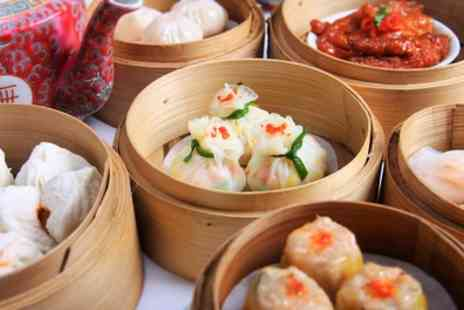 The High Tea Club - Six Boxes of Dim Sum for Two - Save 35%