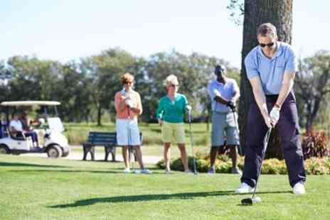 Christey-Clover Golf Academy - 55 or 115 Minute Golf Lesson with Swing Analysis - Save 0%