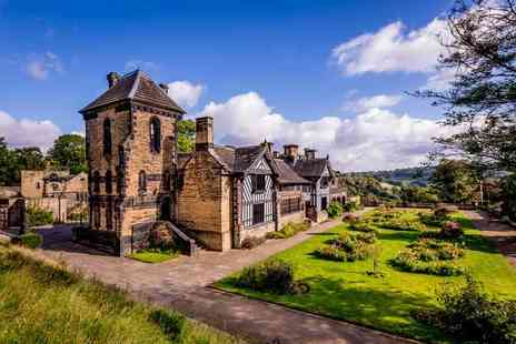 Shibden Hall - Family ticket entry to Shibden Hall - Save 36%