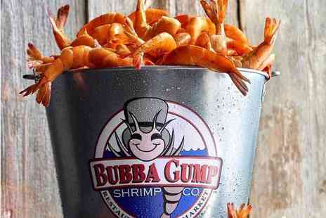 Bubba Gump Shrimp Co - Two course meal and drink - Save 37%