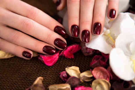 Leopard Lounge - Gel manicure - Save 56%