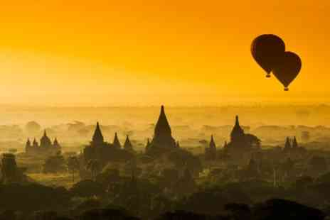 Legend Travel Group - Seven or Twelve Night Highlights of Myanmar Tour Including Accommodation, Transfers and Optional Excursions - Save 0%