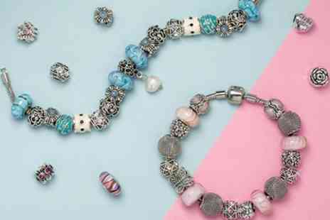 Neverland Sales - Memories Charm Bracelet With Free Delivery - Save 77%