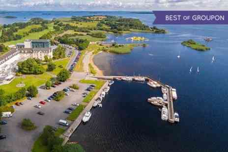 Hodson Bay Hotel - One or Two Nights for Two with Breakfast, Restaurant and Spa Credit - Save 44%
