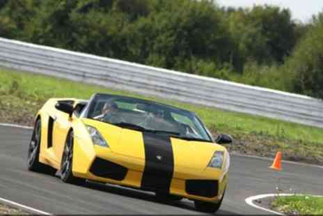 Redline Experience - Supercar Driving Experience with Three Laps - Save 67%