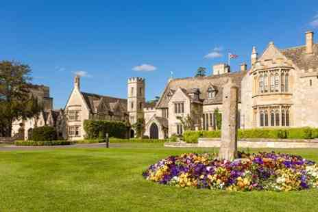 Ellenborough Park - Spa Ritual and Lunch for Two - Save 0%