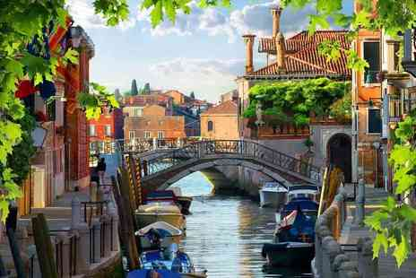 Crystal Travel - Four night Venice and Lake Garda break including flights, breakfast and train transfer - Save 25%