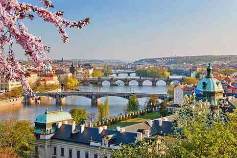 Crystal Travel - Four or six night Berlin and Prague break with flights and train transfers - Save 48%