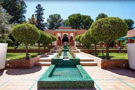 Weekender Breaks - Three, five or seven night 4 Star all inclusive Marrakech spa stay with flights - Save 23%