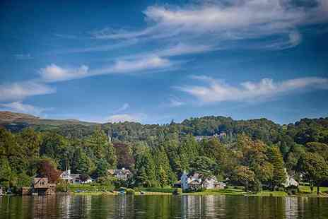 Shap Wells Hotel - One, two, three or four night Cumbria stay for two with breakfast and Lake Windermere cruise - Save 39%