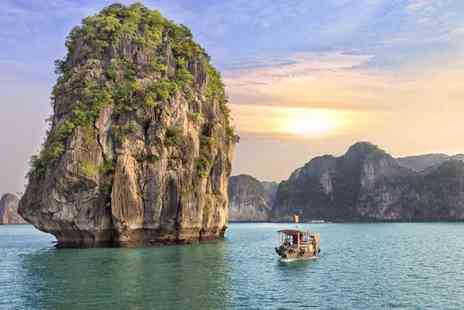 Crystal Travel - Seven or ten night Vietnam and Bangkok trip with flights - Save 31%