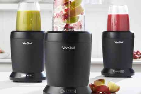 Groupon Goods Global GmbH - VonShef Blenders 220W or 1000W Ultrablend - Save 33%