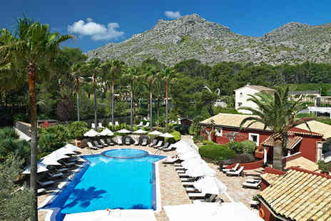 Hotel Cala Sant Vicenc - Four Star 7 nights Stay in a Superior Room - Save 47%