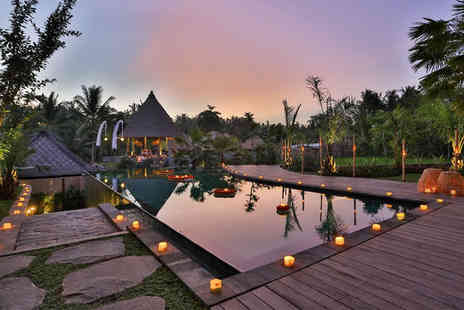 Sankara Resort Ubud - Four or Five Star 4 nights Stay in a Deluxe Room - Save 0%
