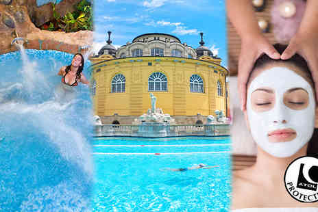 Tour Center - Two or three Night Spa Hotel Stay with Flights - Save 0%