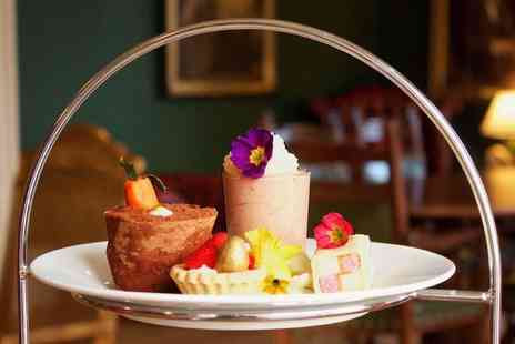 Wallsend Hall - Easter themed afternoon tea for two or with a cocktail - Save 50%