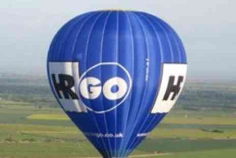 Merlin Balloons - 4 Hour Hot Air Balloon Experience over Kent, including 1 hour flight & bubbly - Save 55%