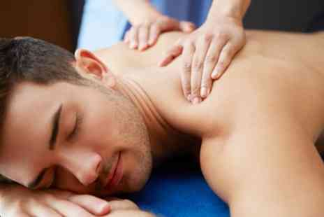 Lulubbeauty - 75 Minute Mens Facial with Facial Massage - Save 63%