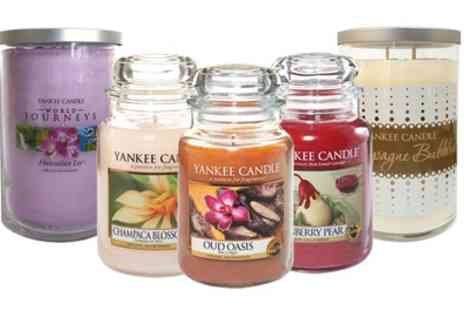 Groupon Goods Global GmbH - Yankee Candle Mothers Day Gift Selection - Save 38%