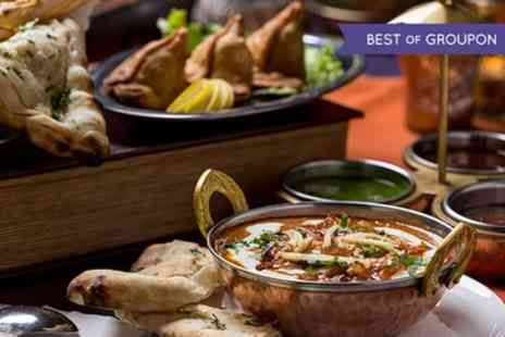 Mister Singhs India - Seven Course Indian Meal for Two or Four - Save 0%