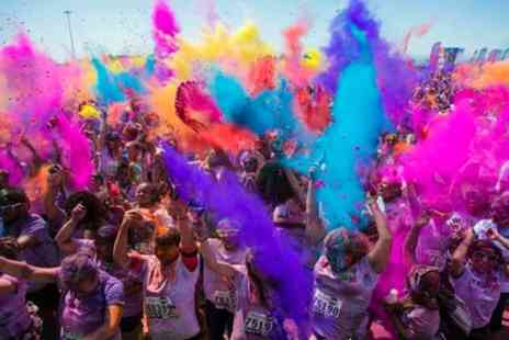 Run or Dye - Early Bird Entry to Run or Dye, the Worlds most colourful race in support of the Kiss it better Appeal - Save 32%