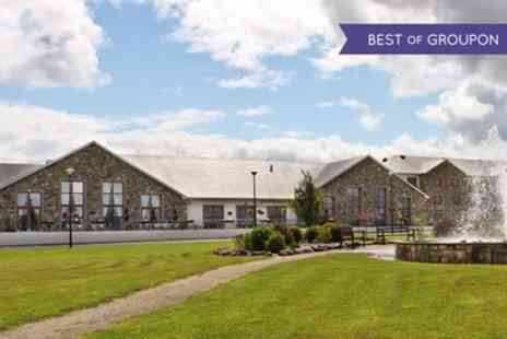 Lough Allen Hotel & Spa - Two or Three Nights Stay for Two Adults and Two Children with Meals and Spa Credit - Save 0%