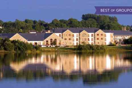Lough Allen Hotel & Spa - One or Two Nights for Two with Leisure Access and Spa Credit - Save 63%