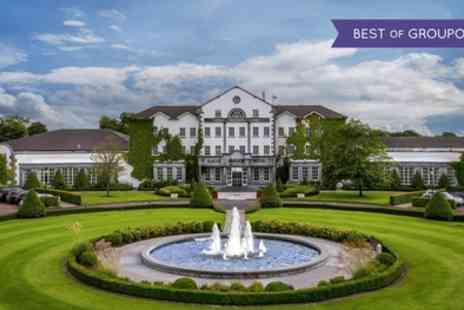 Slieve Russell Hotel - Two Nights Stay For Two, Superior Room With Breakfast, Golf, Spend Credit and Leisure Access - Save 52%