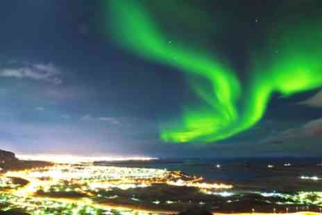 KPX Travel - Two to Five Nights stay with Northern Lights Tour, Return Flights - Save 0%