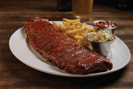 Hard Rock Cafe Edinburgh - Dining Experience for Two - Save 0%