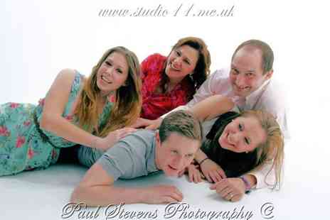 Paul Stevens Photography - Baby or toddler, fairy & fantasy, family & pet or family photoshoot & DVD or prints - Save 0%