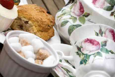 Muffin Break Cardiff - Afternoon Tea for Two - Save 25%