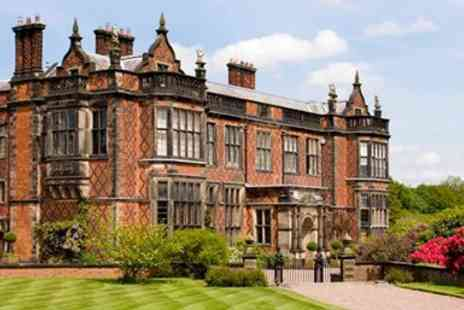 Cheshire Food Festival - Entry to the Arley Hall Food Festival And Garden - Save 25%