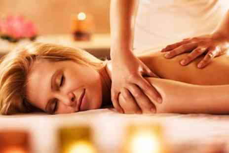 Serenity Health Beauty - Facial And Massage include Prosecco - Save 0%